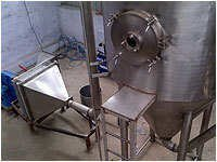 Laboratory Spray Dryer