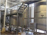Industrial Pressure Tanks