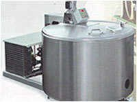Steel Bulk Milk Coolers