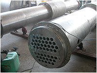 Industrial Tubular Heat Exchangers