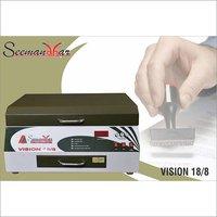 Nylon Rubber Stamp Making Machine