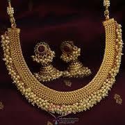 Designer Gold Jewellery Set