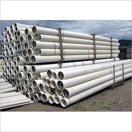 Industrial PVC Pipes
