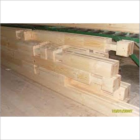 Pine Wooden Beams