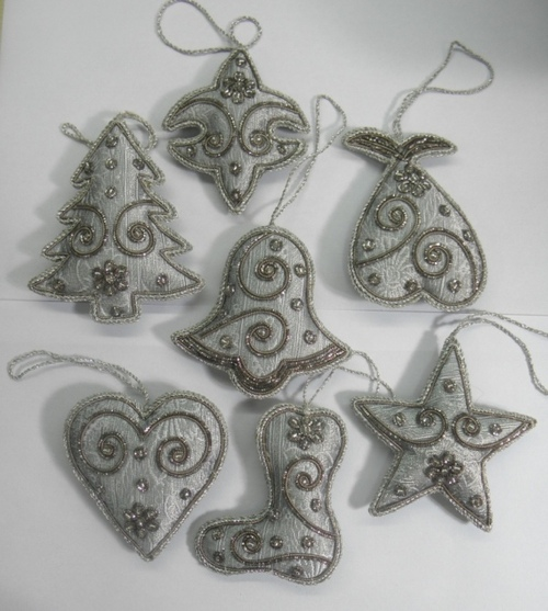 Zar Christmas Decoration Stars