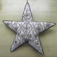 Zari Christmas Hanging Star