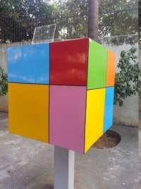 math model formula cube