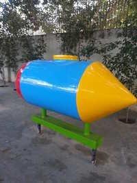 Math model Tricky tank