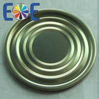 Yemen 307 tinplate easy open bottom lid foctory