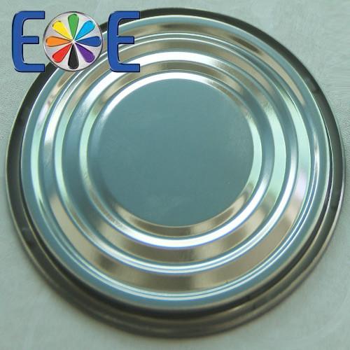 Kazakstan 502 tinplate easy open bottom cap maker