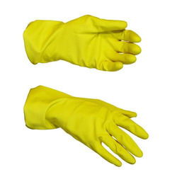 PVC Unsupported Gloves