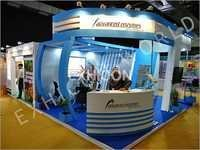 Fabricated Exhibition Stall