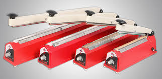 Hand Operator Impulse Sealers