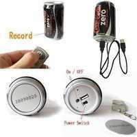 SPY COCA COLA CAN CAMERA IN DELHI INDIA