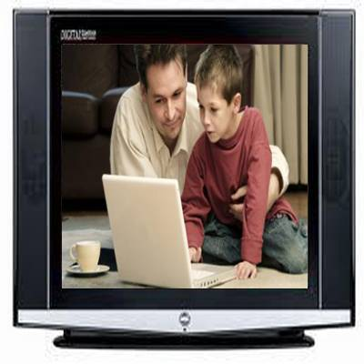 SPY CAMERA IN 14 INCHES COLOUR T.V IN DELHI INDIA