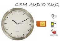 SPY GSM BUG MICROPHONE IN WALL CLOCK IN DELHI INDIA