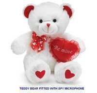 SPY GSM MICROPHONE IN TEDDY BEAR IN DELHI INDIA
