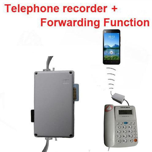 SPY GSM BASED LANDLINE RECORDER