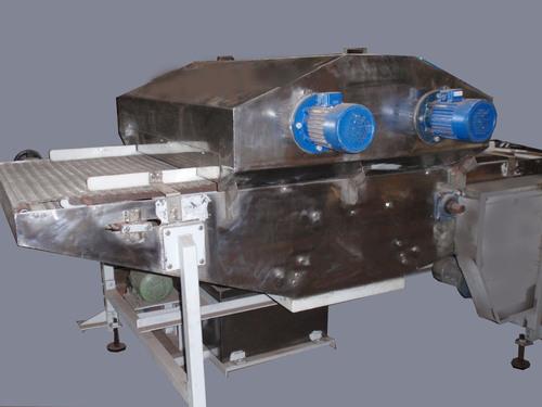 Biscuit Oil Spray Machine