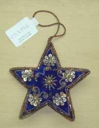Zari Christmas Stars