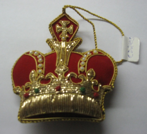 Christmas Decoration Crown