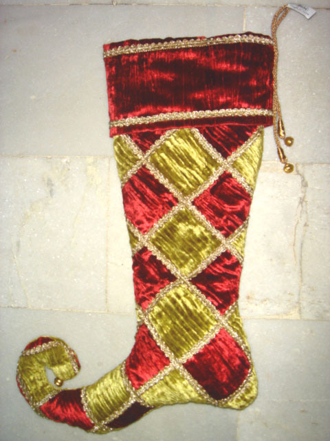 Christmas Tree Decorative Socking