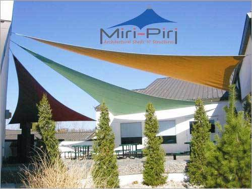 Shade Sail Tensile Structure