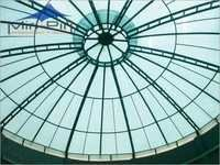 Tensile Skylight Roofing Structure