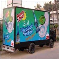 Advertising Vehicle Body Building