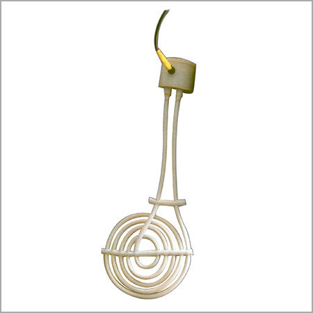 PTFE Coil Immersion Heaters