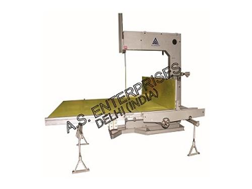Pu Foam Cutting Machines
