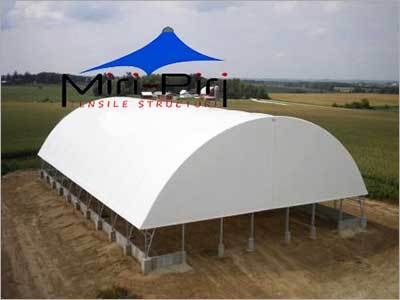 Lightweight Fabric Structure
