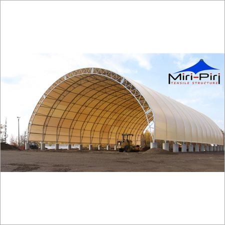 Fabric Hangar Structures