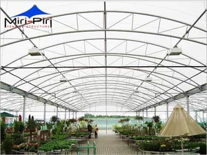 Polycarbonate Roofing Sheds