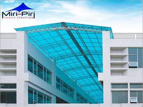 Poly Carbonate Atrium Domes