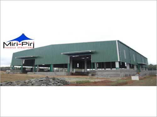 P.E.B. Steel Buildings