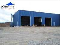 Prefabricated Warehouse Structures