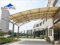 Entrance Roofing Structures