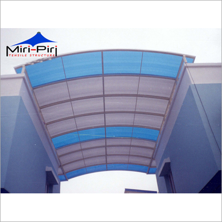 Polycarbonate Roofing Structures