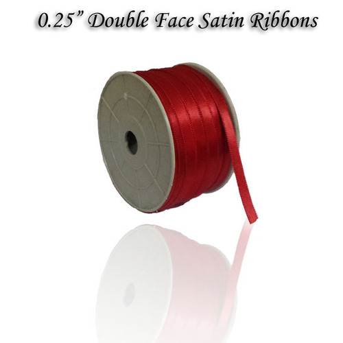 Double Satin Ribbons