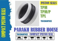 Double Acting Compact Piston TECNOTEX