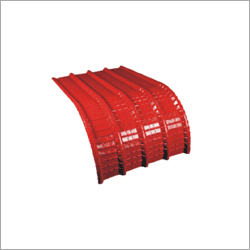 Color Trapezoidal Roofing Sheets