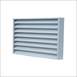 Exhaust Air Louvers
