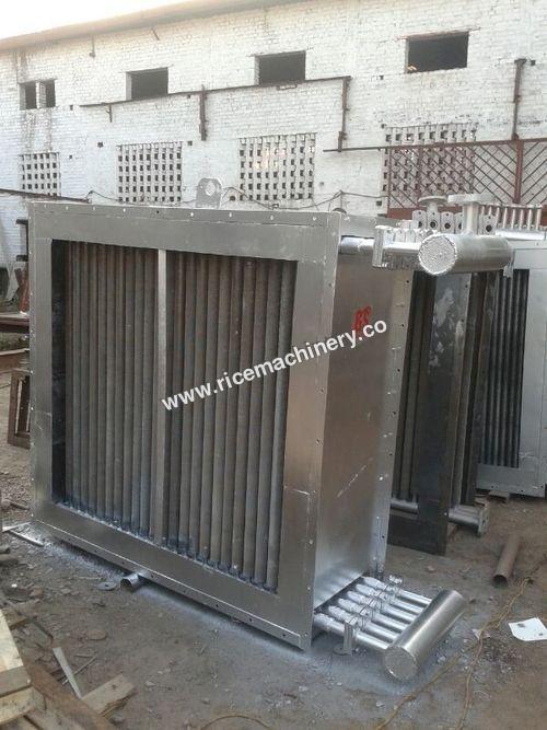 Aluminium Plate Fin Heat Exchangers