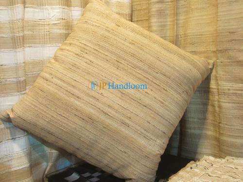 Tussah Silk handwoven Cushion Cover