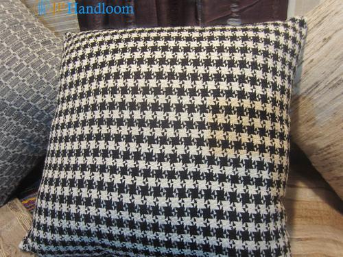 Silk Hand woven designer cushion cover
