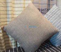 Designer hand woven cushion cover