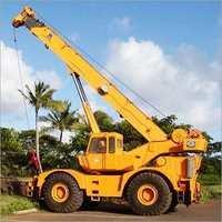 Hydraulic Crane on Rent
