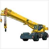 Hydraulic Crane Rental