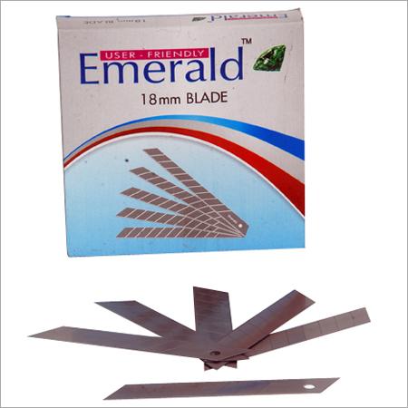 Emerald 18 mm Cutter Blades